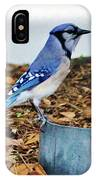 On The Look Out  IPhone Case