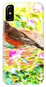 On The Nest IPhone Case