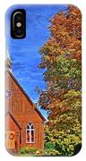 On The Road To Maryville IPhone Case