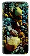 On The Shores Of My Imagination IPhone Case