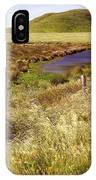 On The Way To Abbotts Lagoon IPhone Case