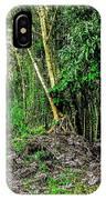On The Way To Lava Tree Aloha IPhone Case
