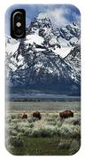 On To Greener Pastures IPhone Case