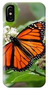 Once Upon A Butterfly 001 IPhone Case