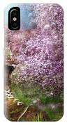 Once Upon A Springtime IPhone Case