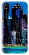 One City Night 9 IPhone Case