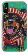 One Lucky Dog IPhone Case