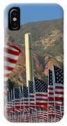 One Nation Under God IPhone Case