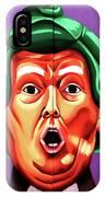 Oompa Loompa Trump IPhone Case