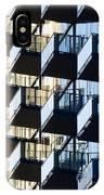 Tiered Balconies IPhone Case