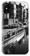 oozells street loop of birmingham canal navigations Birmingham UK IPhone Case