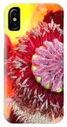 Open Poppy IPhone Case