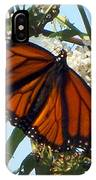 Opened Wings  IPhone Case
