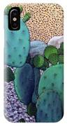 Opuntia IPhone Case