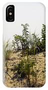 Orange Beach Umbrella  IPhone Case
