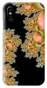 Orange Corals IPhone Case