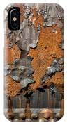 Orange Decay IPhone Case