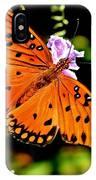 Orange Marvel IPhone Case