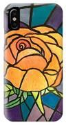 Orange Rose  IPhone Case