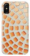 Orange Squares IPhone Case