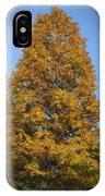 Orange Tree Pipestem Short Course IPhone Case