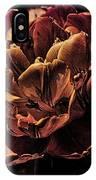 Orange Tulip IPhone Case