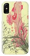 Orchid - 30 IPhone Case