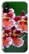 Orchid 31 IPhone Case