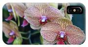 Orchid Beauty IPhone Case