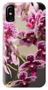 Orchid Chian Xen Violin IPhone Case
