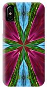 Orchid Frenzy IPhone Case