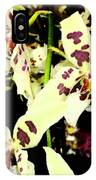 Orchid Fresco IPhone Case