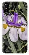 Orchid Magic IPhone Case