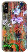 Orchid O IPhone Case