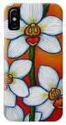 Orchid Oasis IPhone Case