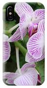 Orchid Pink IPhone Case