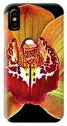 Orchid Splendor IPhone Case