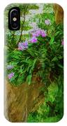 Orchid Tree IPhone Case