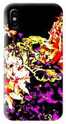 Orchidelia IPhone Case