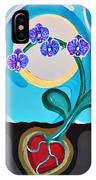 Orchids For My Love IPhone Case by Aliya Michelle