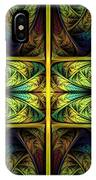 Order Out Of Chaos IPhone Case