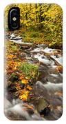 Oregon Autumn Beauty IPhone Case