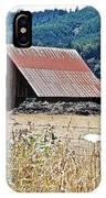 Oregon Barn IPhone Case