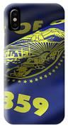 Oregon State Flag IPhone Case