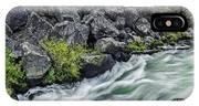 Oregon's Dillon Falls IPhone Case