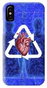 Organ Donation IPhone Case