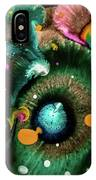 Organic Abstract 3 IPhone Case