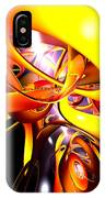 Organized Confusion Abstract IPhone Case