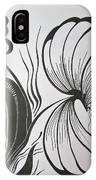 Organza Bloom IPhone Case