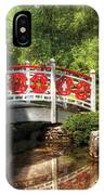 Orient - Bridge - Tranquility IPhone Case